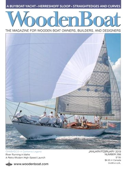 Wooden Boat Cover - 1/1/2019