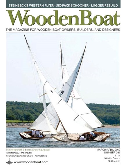 Wooden Boat Cover - 3/1/2019