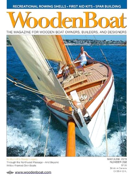 Wooden Boat Cover - 5/1/2019