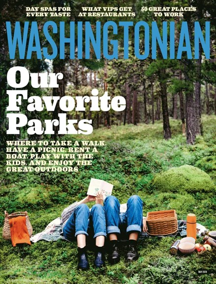 Washingtonian Cover - 5/1/2019