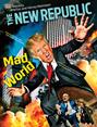 The New Republic Magazine   7/2019 Cover
