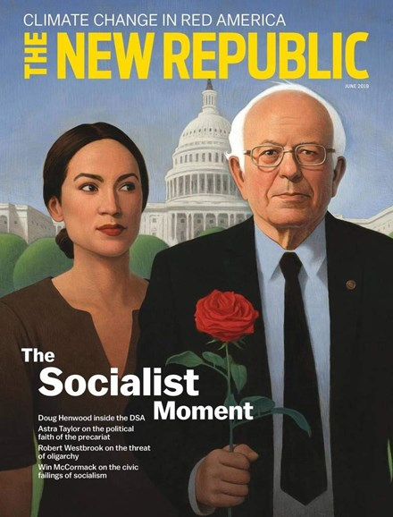 The New Republic Cover - 6/1/2019