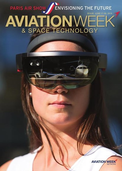 Aviation Week & Space Technology Cover - 6/17/2019