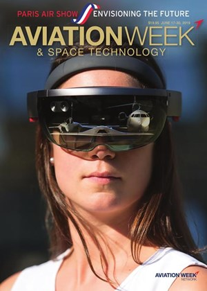 Aviation Week & Space Technology Magazine | 6/17/2019 Cover