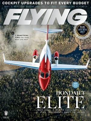 Flying Magazine | 7/2019 Cover