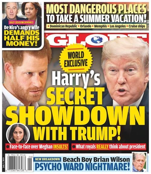 Globe Cover - 7/1/2019