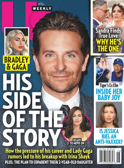 Us Weekly Cover - 7/1/2019