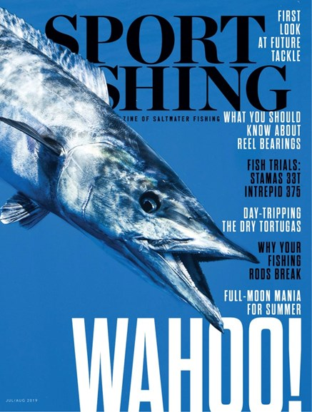 Sport Fishing Cover - 7/1/2019