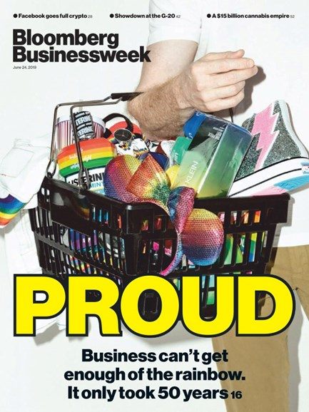 Bloomberg Businessweek Cover - 6/24/2019