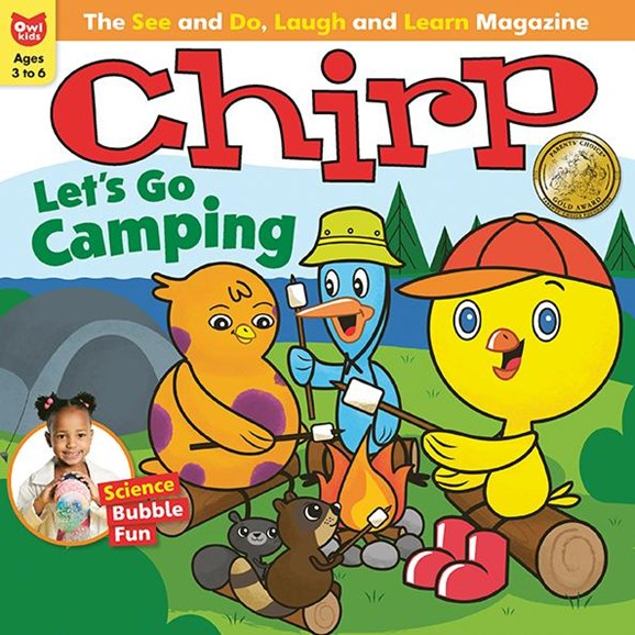 Chirp Cover - 7/1/2019