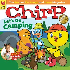 Chirp Magazine | 7/2019 Cover