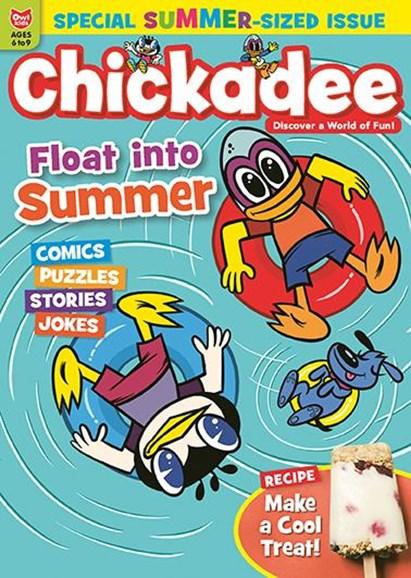 chickaDEE Cover - 7/1/2019