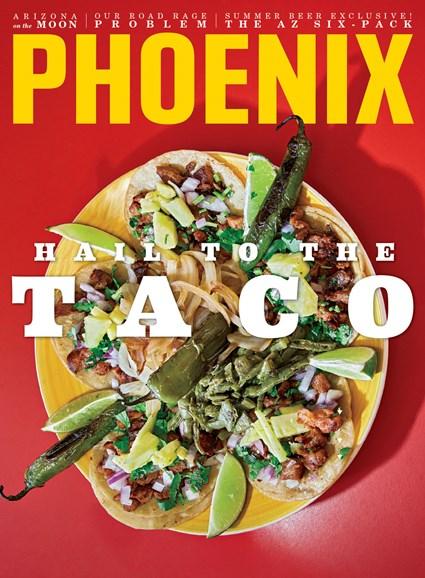 Phoenix Magazine Cover - 7/1/2019