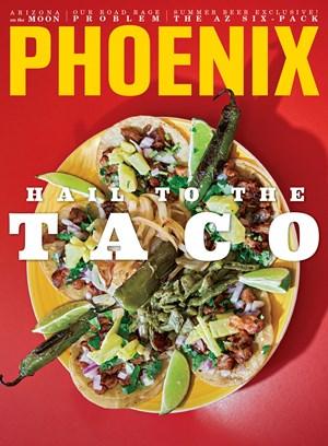 Phoenix Magazine   7/2019 Cover