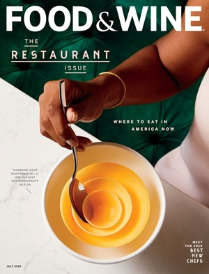 Food & Wine Magazine | 7/1/2019 Cover