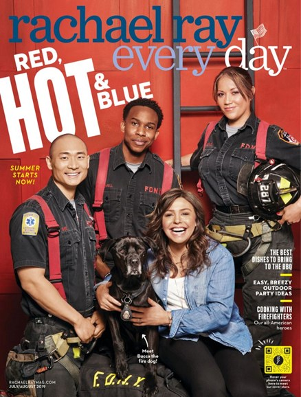 Rachael Ray Every Day Cover - 7/1/2019