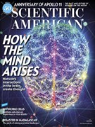 Scientific American Magazine 7/1/2019