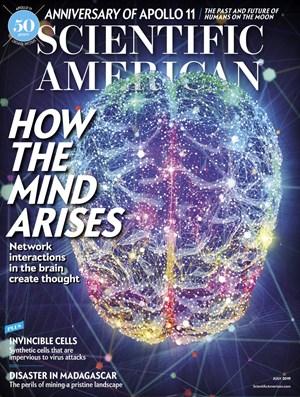 Scientific American Magazine | 7/2019 Cover