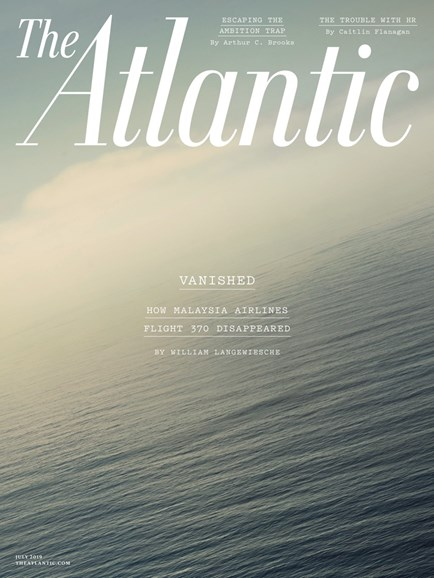 The Atlantic Cover - 7/1/2019