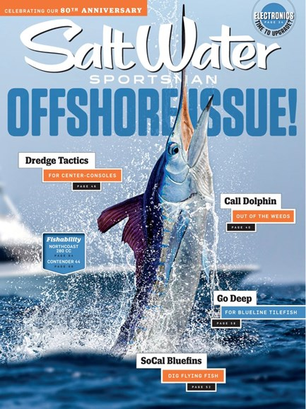 Salt Water Sportsman Cover - 7/1/2019