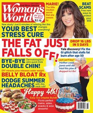 Woman's World Magazine   7/1/2019 Cover