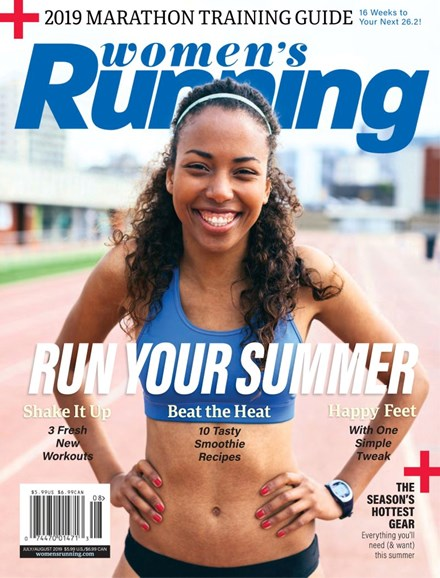 Women's Running Cover - 7/1/2019
