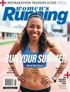 Women's Running Magazine   7/1/2019 Cover