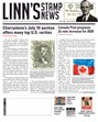 Linn's Stamp News Magazine | 7/8/2019 Cover