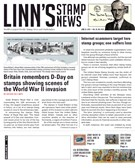 Linn's Stamp News Magazine 6/24/2019