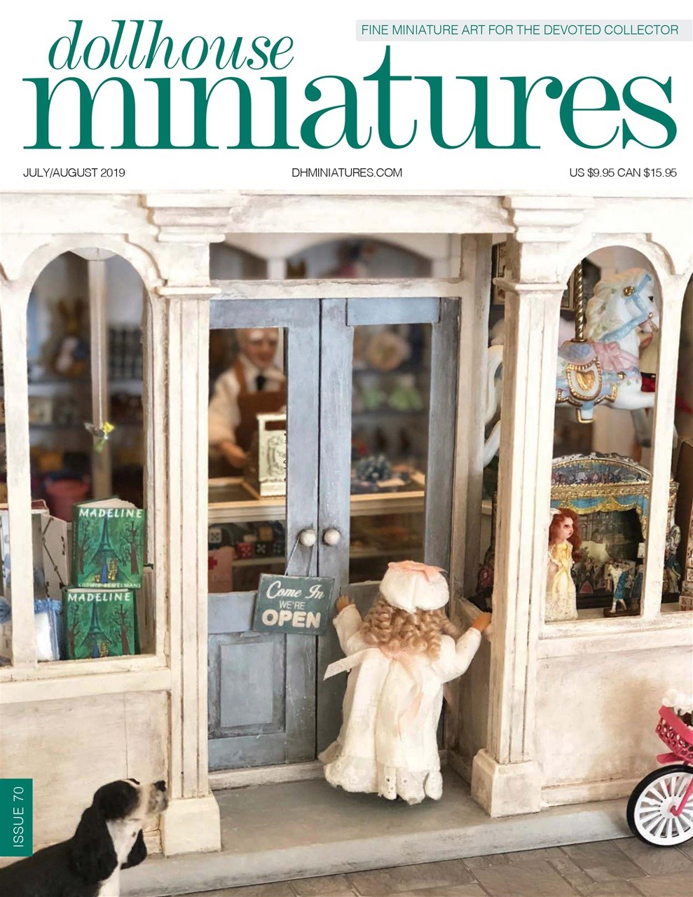 Best Price for Dollhouse Miniatures Magazine Subscription