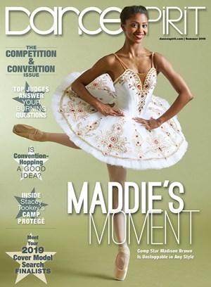 Dance Spirit Magazine | 7/2019 Cover