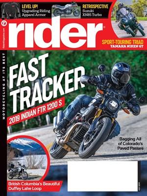 Rider Magazine | 7/2019 Cover