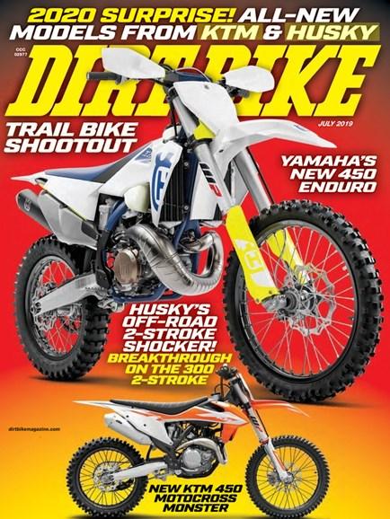 Dirt Bike Cover - 7/1/2019