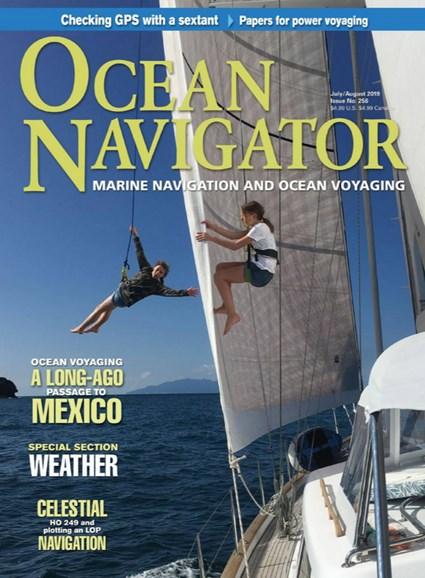 Ocean Navigator Cover - 7/1/2019