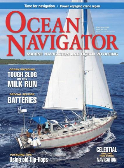 Ocean Navigator Cover - 5/1/2019