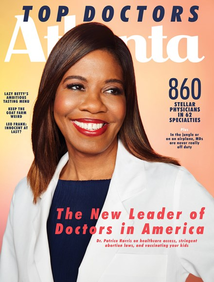 Atlanta Magazine Cover - 7/1/2019