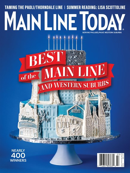 Main Line Today Cover - 7/1/2019