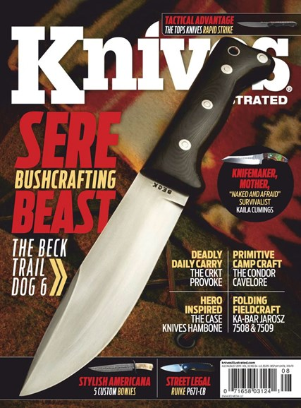 Knives Illustrated Cover - 7/1/2019