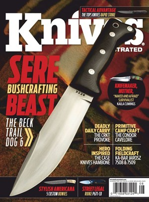 Knives Illustrated Magazine | 7/2019 Cover