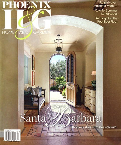 Phoenix Home & Garden Cover - 6/1/2019
