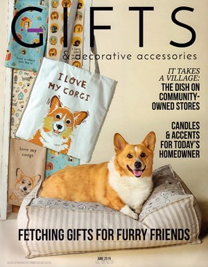 Gifts And Decorative Accessories Magazine | 6/2019 Cover