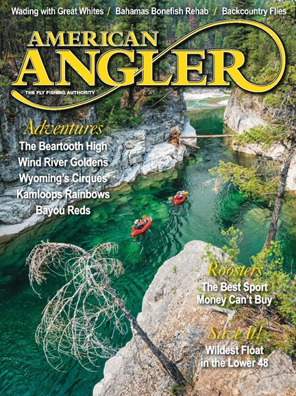 American Angler Cover - 7/1/2019