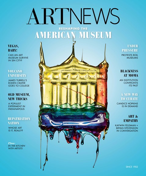 ARTnews Cover - 6/1/2019