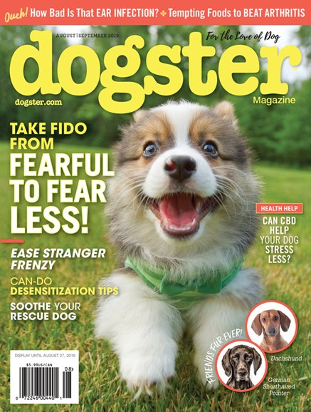 Dogster Cover - 8/1/2019