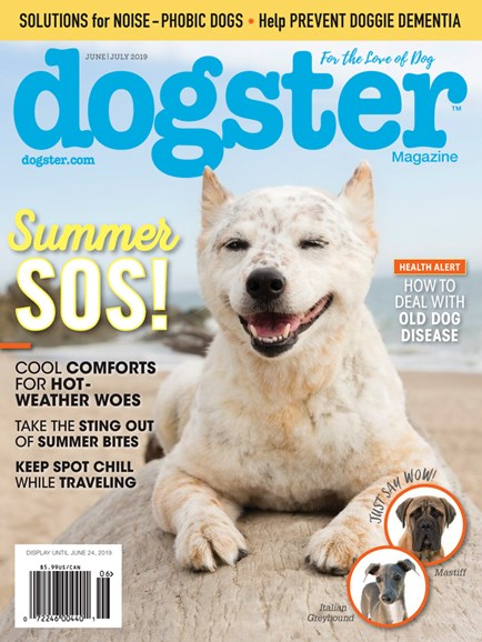 Dogster Cover - 6/1/2019