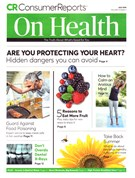 Consumer Reports On Health Magazine 7/1/2019