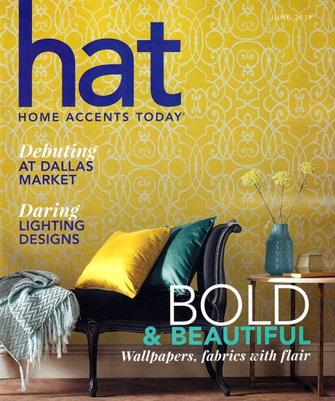 Home Accents Today Cover - 6/1/2019