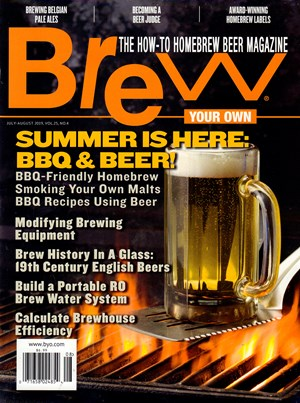 Brew Your Own | 7/2019 Cover