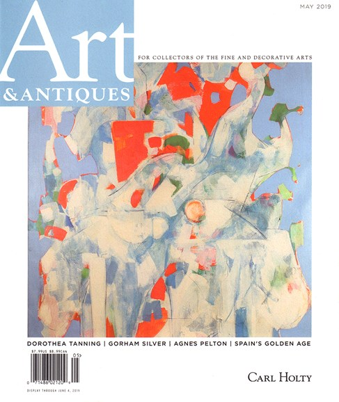 Art & Antiques Cover - 5/1/2019