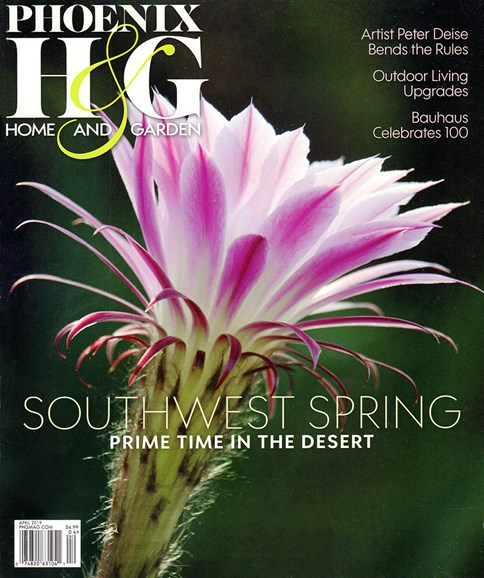Phoenix Home & Garden Cover - 4/1/2019